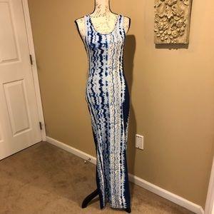 Super Soft Fitted Maxi Dress Size Juniors Medium
